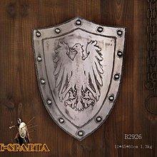 盾牌模型演藝廳裝飾KTV包房擺設歐洲中世紀騎士盔甲*Vesta 維斯塔*