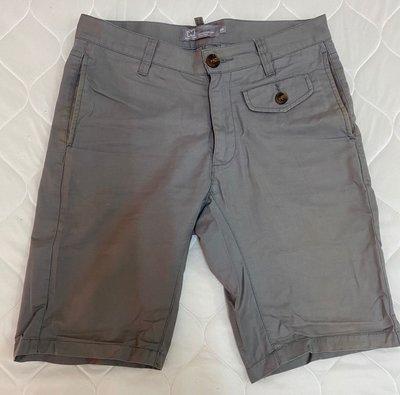 Wally warp 灰色短褲 30腰 Levi's Edwin可參考(含運300)