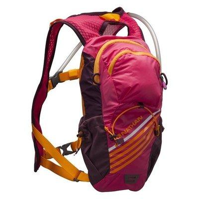 NATHAN - Firestorm二鐵專用水袋背包(2L)紅,買就送Fixpoints德國號碼布磁扣