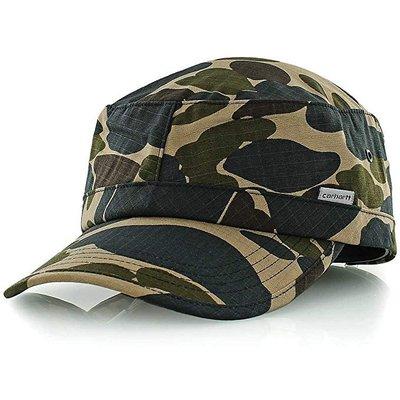『WORKZOO』 Carhartt wip army cap 迷彩 軍帽  Ripstop材質 台北市