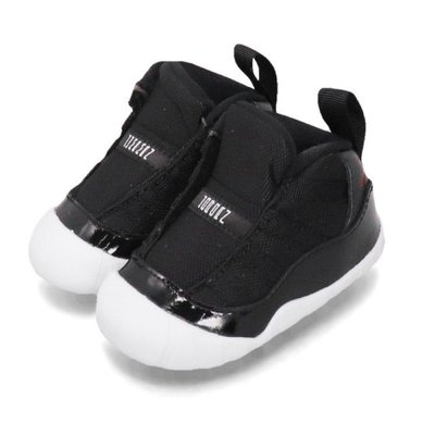 "{Moli} Air Jordan 11 ""Bred"" Crib Bootie 嬰兒學步鞋 小童 CI6165-061"