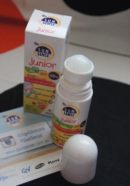 Ego SunSense Junior 兒童專用滾珠防曬乳SPF50+ 容量50ml 預購