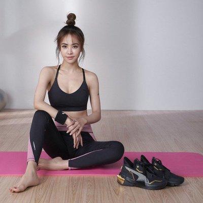[歐鉉]PUMA PROVOKE XT WN'S 黑金 蔡依林 訓練鞋 運動鞋 女鞋 193784-01
