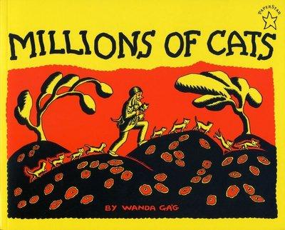 *小貝比的家*MILLIONS OF CATS (一百萬隻貓 )/平裝/3~6歲/想像力/李貞慧-PART2.xis