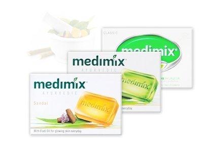 Medimix印度香皂/滿15個就送12g旅行用香皂