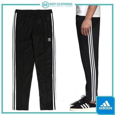 DOT聚點 Adidas BECKENBAUER TRACK PANTS 黑白 運動長褲 三條線 三線褲 CW1269