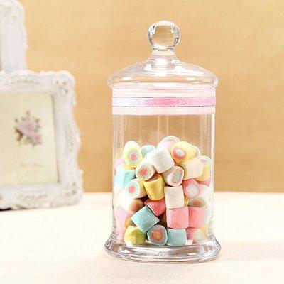 **蕾絲公主**新品推出**歐式玻璃糖果罐(D款)~婚禮佈置、夢幻candy bar、主題週歲生日派對