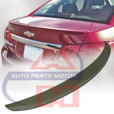 雪佛蘭 Chevrolet Chevy CRUZE 押尾 尾翼 後擾流 ABS素材 免運 2011-2014