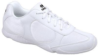 kaepa 白色中性啦啦隊鞋 #6340