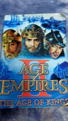 【兩手書坊】電玩攻略~《世紀帝國2  帝王世紀 使遊戲指南》~E2