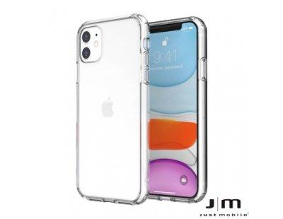 泳公司貨 Just Mobile TENC Air iPhone 11 6.1吋 國王新衣透明防摔氣墊殼 透明殼