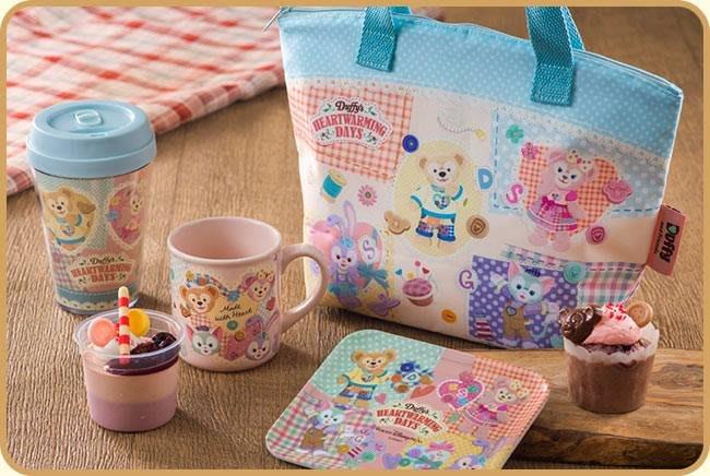 日本 迪士尼 2019 情人節 暖心系列 保溫保冷午餐袋