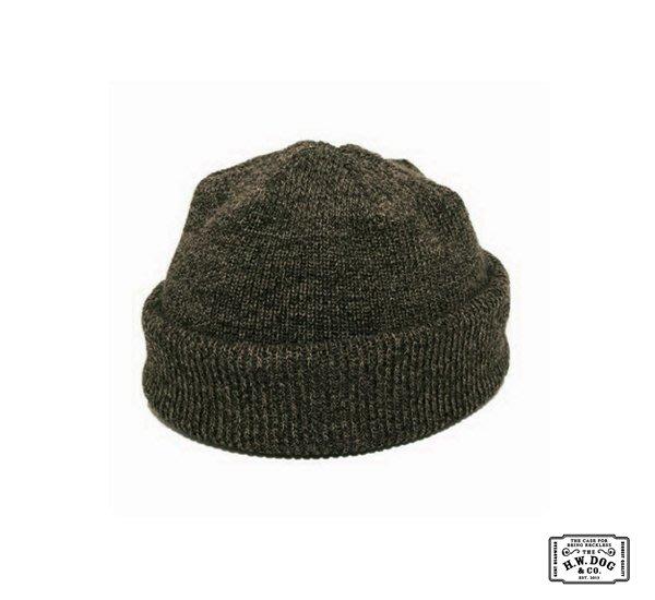 GOODFORIT / 日本廠牌H.W.DOG&CO.30SA4 KNITCAP 毛料編織帽款