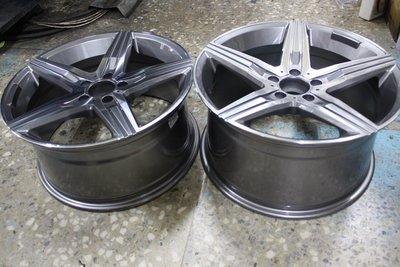 類AMG BZ50 18吋 鋁圈  5X112 前後配 鋁圈W203 W204 W210 W211 W212