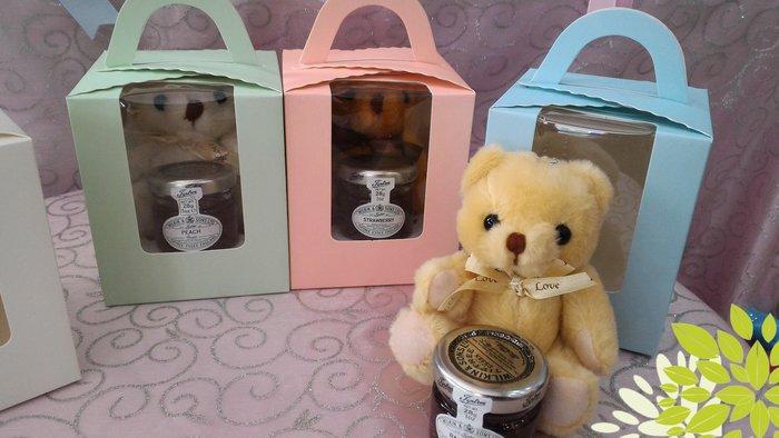 @妮妮喜糖店鋪@巧克力~餅乾~棉花糖~喜糖盒~婚禮小物~二次進場~果醬~婚紗熊~麥芽餅~泰迪熊果醬禮盒