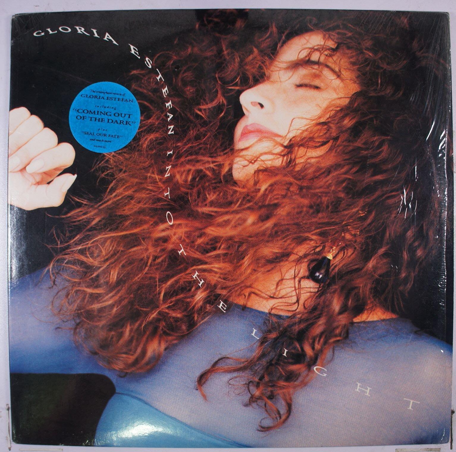 《二手美版黑膠》Gloria Estefan – Into The Light