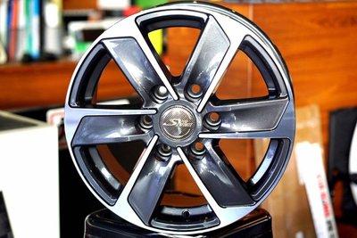 桃園 小李輪胎 S13 16吋5孔130 中心孔84.1 全新鋁圈 特價 歡迎詢價 福斯 大T5 大T