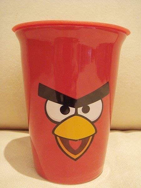 全新從未用過,7-ELEVEN 憤怒鳥雙層陶瓷杯,紅鳥,低價起標無底價!免運費!