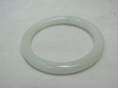 (板信當舖流當品) A貨 天然翡翠 玉手環 附中國寶石證書 喜歡價可議PF108