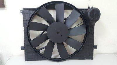 W220 99-01 (前期) 水箱散熱馬達 散熱風扇 輔助風扇 電子風扇 德國SIEMENS製 2205000093
