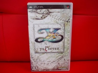 新北市板橋超便宜可面交賣PSP原版遊戲~~~~伊蘇國7~~~~下標就賣不用等啦