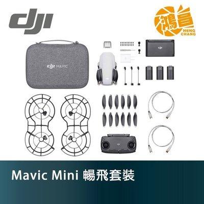 【鴻昌】DJI 大疆 MAVIC MINI 迷你空拍機 暢飛套裝版 公司貨 2.7K 三軸穩定相機