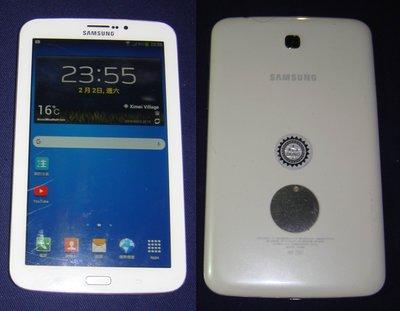 SAMSUNG GALAXY Tab 3 SM-T211 7吋 3G平板