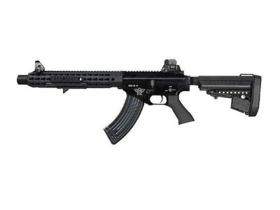 (武莊)仿真後座力 BOLT BR KEYMOD SUPPRESSOR EBB 電動槍-BOLTE025