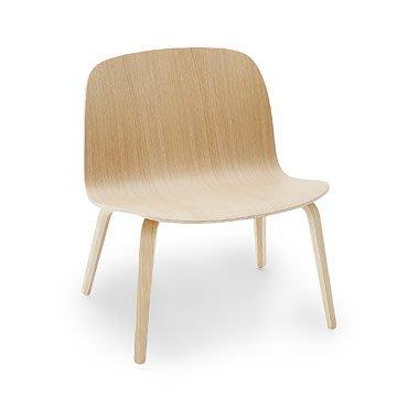 Luxury Life【預購】丹麥 Muuto Visu Wooden Lounge Chair 薇蘇 木質 休閒椅