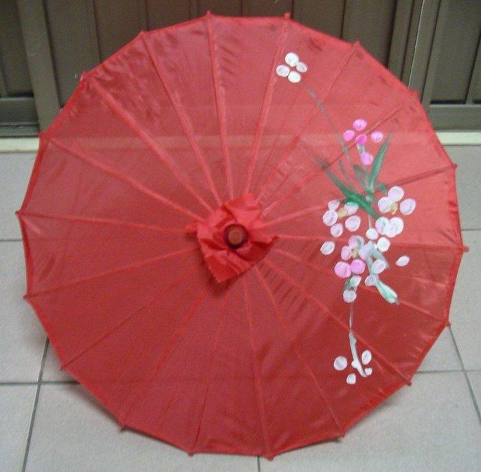 40公分傳統日式傘/工藝傘/彩繪傘