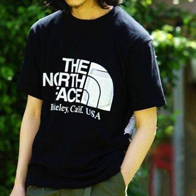 潘多拉明星同款 Soda現貨THE NORTH FACE 北面紫標 H/S Logo Tee 短袖T恤 21ss