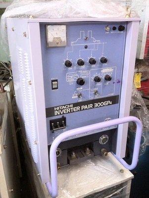 {中古焊接設備維修買賣出租}HITACHI-GP4交直流氬焊機~鋁焊~不銹鋼~軟鐵~切割機