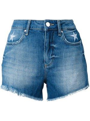 Reliable quality Womens DENIM BLUE Zoe Karssen 牛仔短褲 25腰