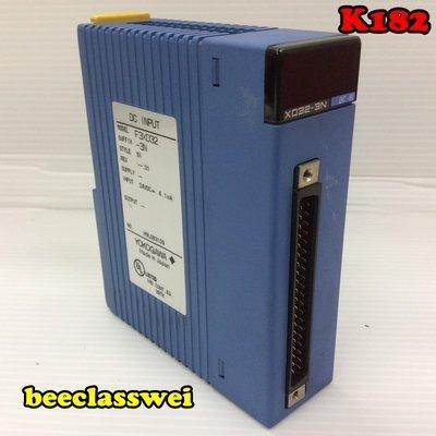 F3XD32 -3N YOKOGAWA DC INPUT XD32-3N DC IN 模組 K182