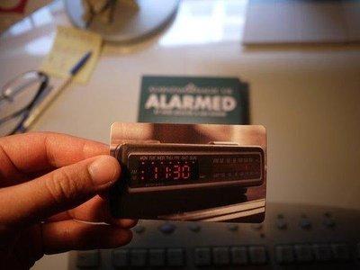 【天天魔法】【920】我的相片....就是你說出的時間 (Alarmed by Noel Qualter)