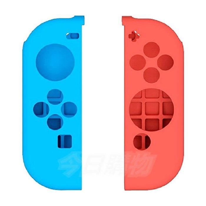 泥鼠※Switch 配件※NS Joy-Con 用 矽膠保護套(全新)