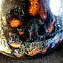 吉州窯外鷓鴣斑內剪紙貼花紋盞建窯兔毫天目油滴