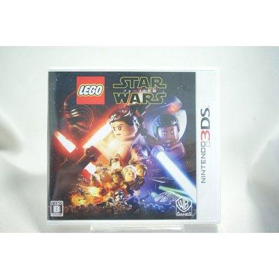 [耀西]全新 純日版 任天堂 3DS N3DS 樂高星際大戰:原力覺醒 含稅附發票