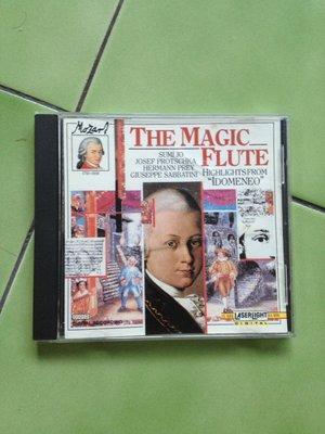 Laserlight-Mozart: The Magic Flute Hightlights莫札特魔笛精選(美國版)