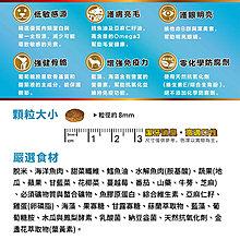 超值2入【LV藍帶精選】低敏成犬-冠軍犬-魚肉 1.2kg(深海鮮魚 + 糙米蔬果)