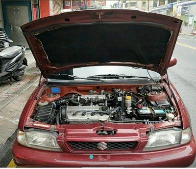 [晨達] ESTEEM 專用款引擎蓋支撐桿 油壓桿 頂桿