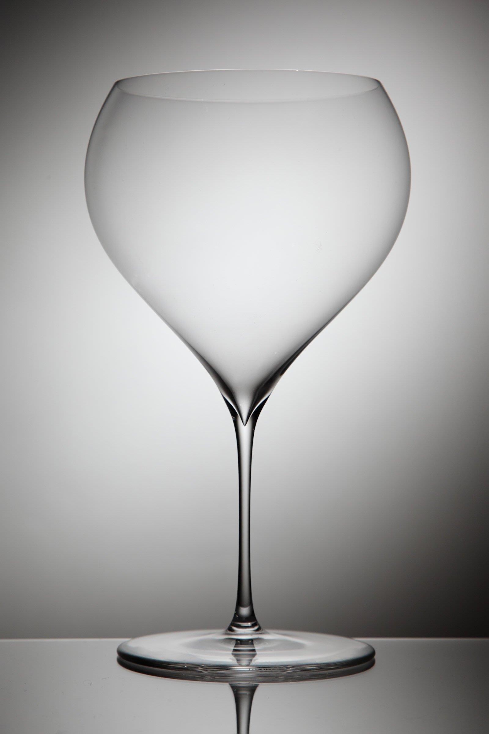 ☆波西米亞人☆斯洛伐克RONA 手工酒杯 Sensual 頂級專業杯系列 柏根第杯890ml