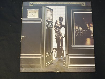 【柯南唱片】Manhattans曼哈頓樂團//Greatest Hits >>台版LP