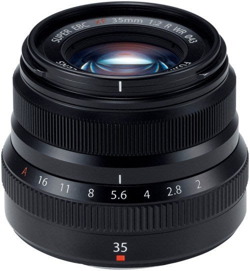 【eWhat億華】 Fujifilm XF 35mm F2 R WR  大光圈定焦鏡 XA2 XE2 XT1 XT10 適用 平輸 黑色 現貨【4】