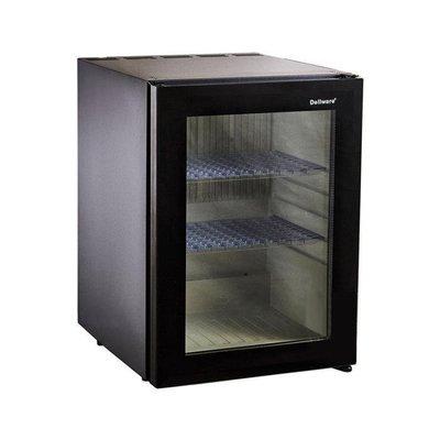 Dellware 德萊維 《XC-40RT》 36公升 玻璃門無聲冰箱【運費各區不同】