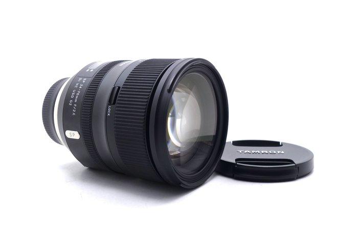 【台中青蘋果】Tamron SP 24-70mm f2.8 Di VC USD G2, Nikon 公司貨 #47366