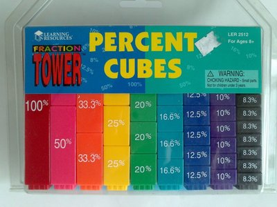 【USA - Fraction Tower Percnet Cuber】