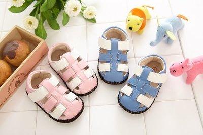 //紫綾坊//嬰兒鞋【SUN04】涼鞋...