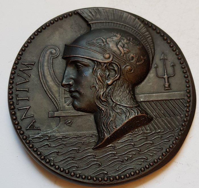 義大利銅章 1925 Italy Inaugural for cable system Medal