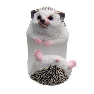 日本Animal Cling動物戒指  刺蝟